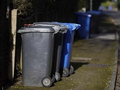 Shropshire bin collections will be a day later due to bank holiday