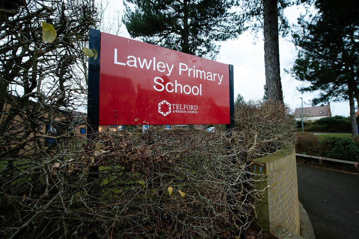 Lawley Primary School has closed for a deep clean