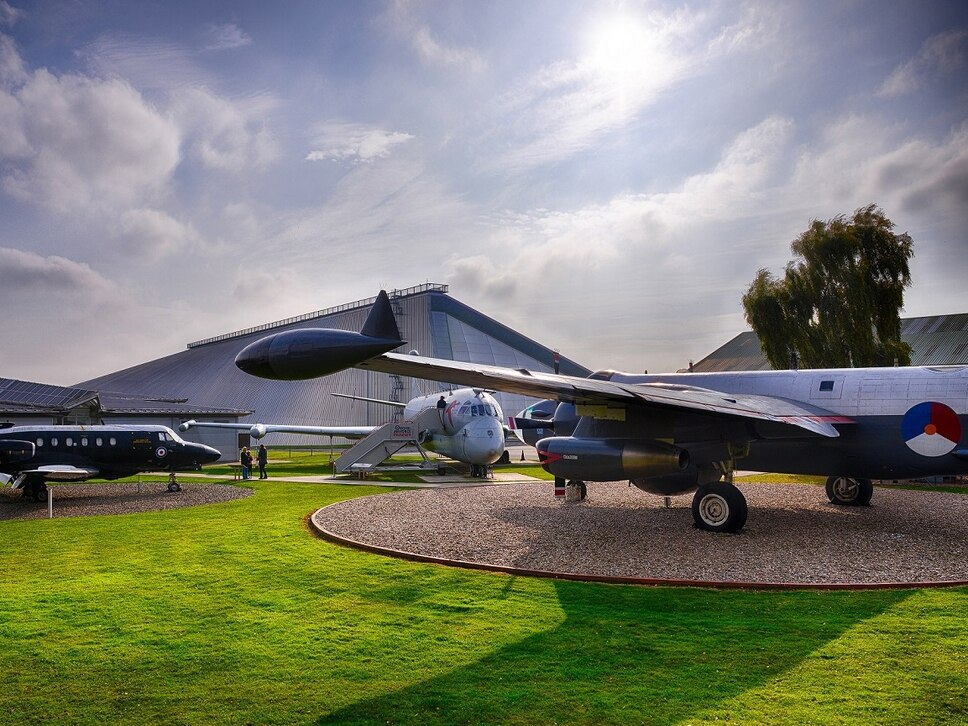 More than 440,000 visit RAF Museum Cosford over last year