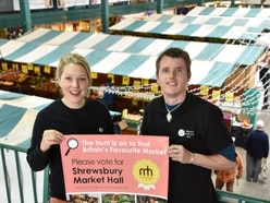 Shrewsbury Market Hall out to retain national title