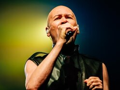 The Human League, Wolverhampton Racecourse - review with pictures
