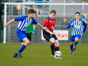 Shrewsbury Juniors and Steam Wagon United were set to meet in the Champions League final last weekend but the final will not go ahead.