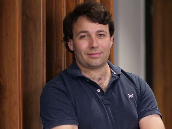 Full Fibre CEO Oliver Helm