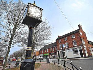 Shifnal town centre