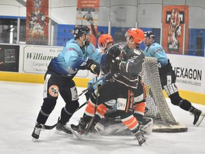 Telford unable to tame Wildcats