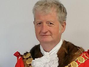 Julian Dean has begun his 12-month term as mayor of Shrewsbury