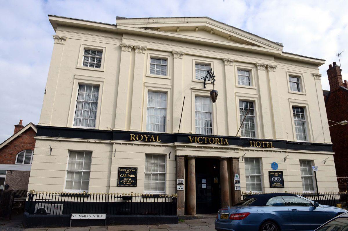 Royal Victoria Hotel in Newport
