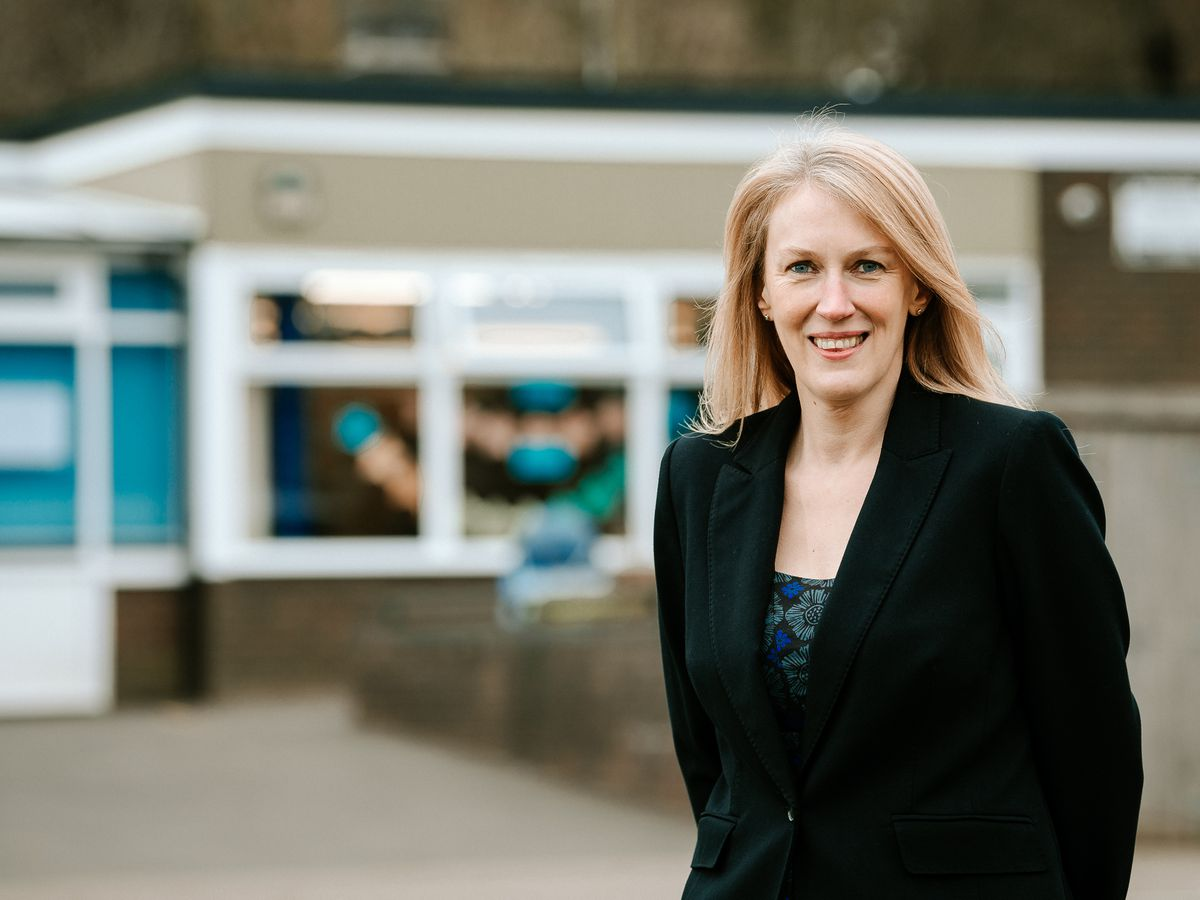 Castlefields Primary School headteacher Rebecca Lee