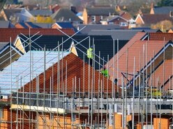 Road widening condition for new Telford homes