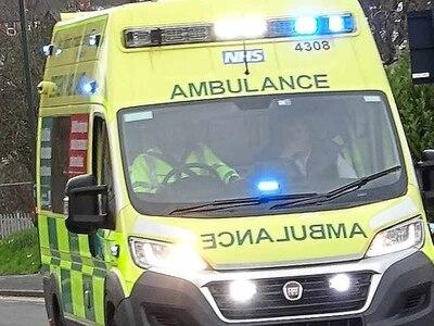 Two-car crash near Bridgnorth