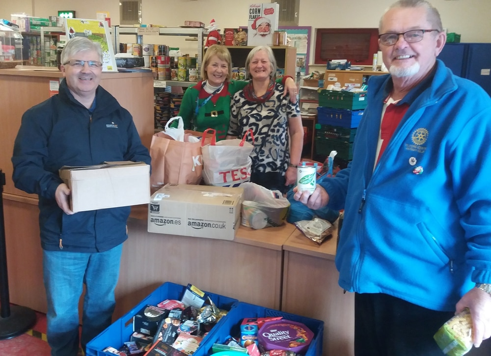 Newport Shropshire Food Bank