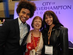 Shropshire's Blue Peter star Radzi could follow mother into politics