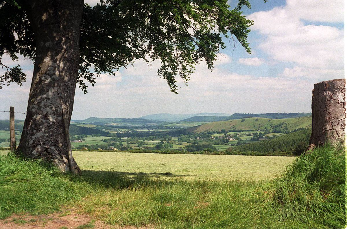 Villages in the Clun valley inspired Housman.