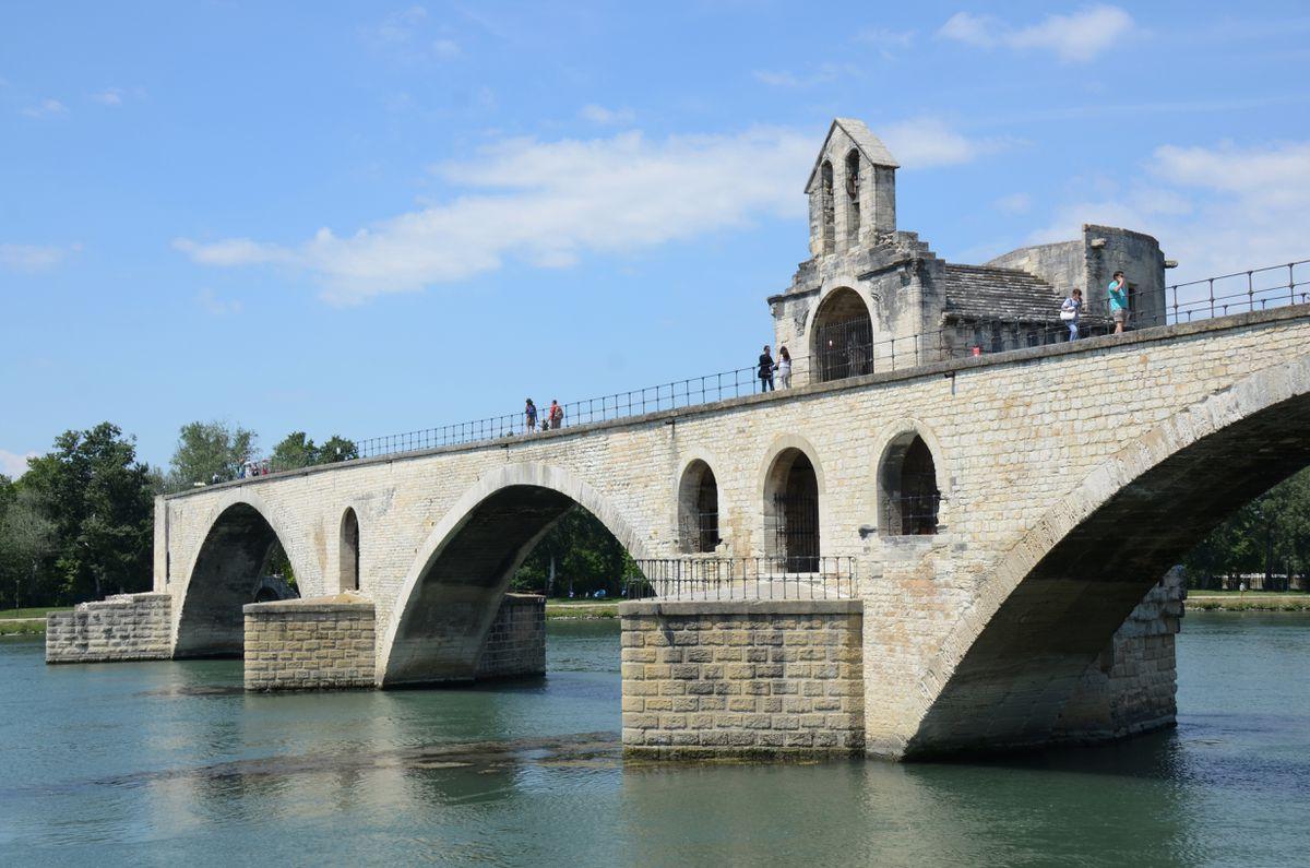 Destination Avignon (Photo: Henk Monster)