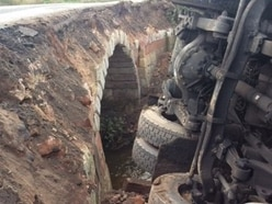 Repairs to listed bridge near Wem unlikely before spring