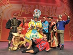 'The panto is a big family tradition': The cast of Shrewsbury panto Aladdin talk festive magic at Theatre Severn