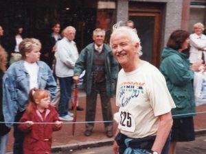 Don on Bridgnorth Walk