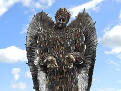 Shropshire Star comment: Knife Angel's message needs backing up with action