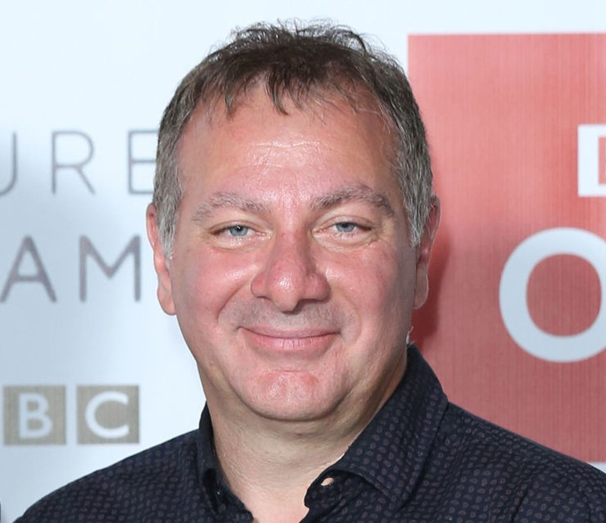 Former doctor turned writer Jed Mercurio, from Cannock, created Line of Duty