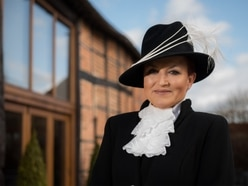 New High Sheriff takes office and pledges to support those battling coronavirus