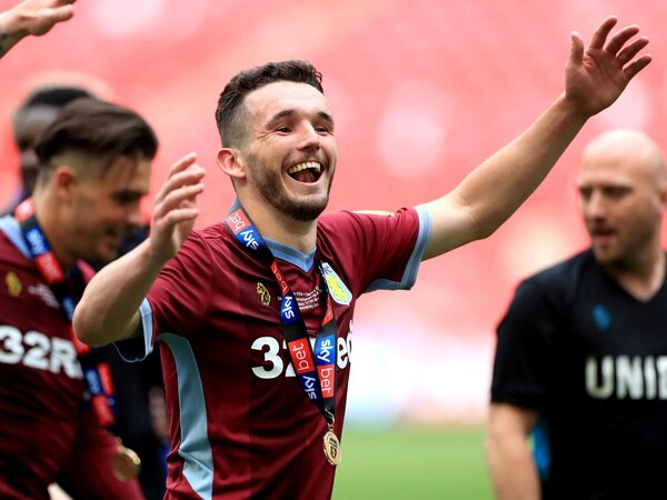 John McGinn: Manchester United? Aston Villa is the only place I want to be