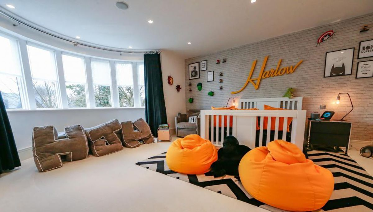 One of the bedrooms. Picture: Rightmove