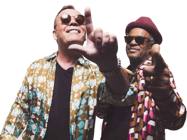 WIN: Tickets to UB40 feat. Ali and Astro in Birmingham
