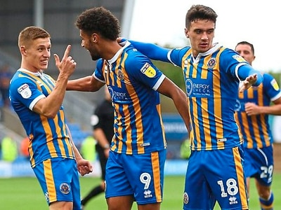 Comment: John Askey's bold belief for Shrewsbury deserves recognition