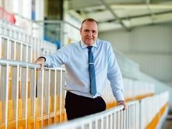 Brian Caldwell promises backing for new Shrewsbury Town boss John Askey