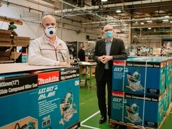 Covid safety measures allow Makita to bounce back strongly