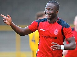 Two for Dan Udoh to be a record breaker for AFC Telford