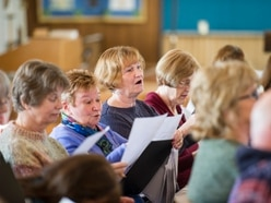 'Mood changer': Bridgnorth choir director highlights benefits of song