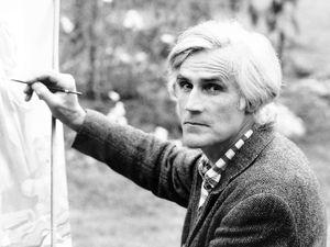 Internationally-admired artist Graham Arnold dies at 86