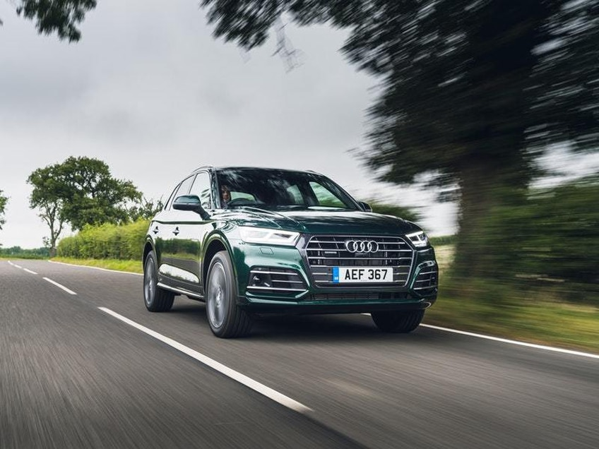First Drive: Audi's Q5 55 TFSI e is an efficient take on a premium SUV