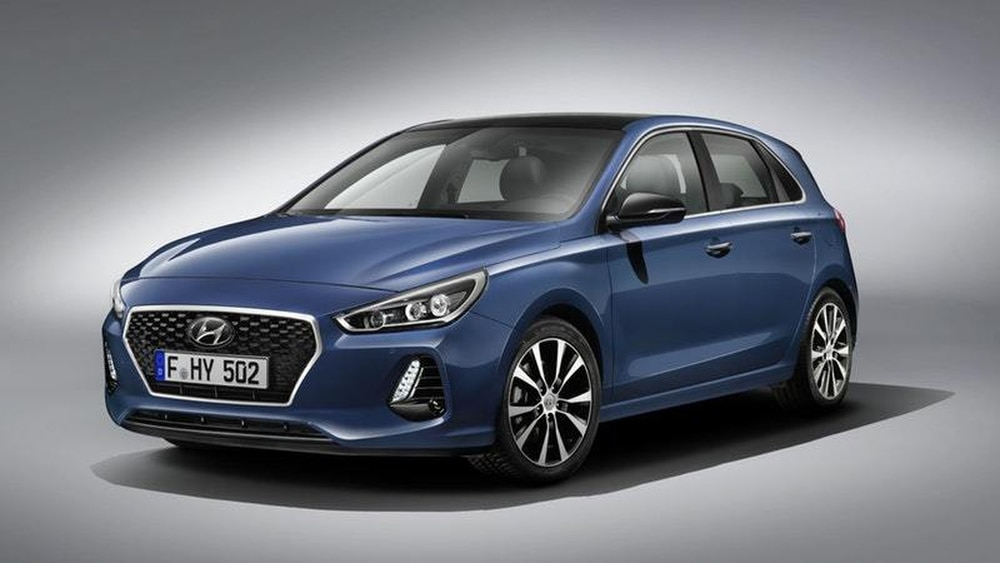 UK Drive: Hyundai's i30 offers a premium feel for a not-so-premium