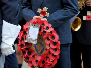 Shropshire remembers - send us your Remembrance photos