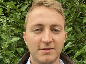 Shropshire Star farming column columnist Alex Wade. Alex is the latest addition to the AHDB Potatoes Knowledge Exchange (KE) Team. .Based in Gloucestershire and with a solid background in farming, field trials and agronomy, Alex will act as the new KE Manager for West Midlands, South West and Wales..