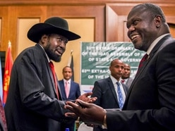 Coalition formed in South Sudan following agreement to end civil war