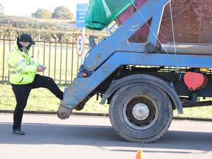 West Mercia Police took part in the national Metal Theft Week of Action
