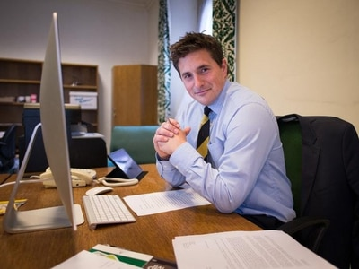 Tory MP Johnny Mercer 'does not aspire to lead party'