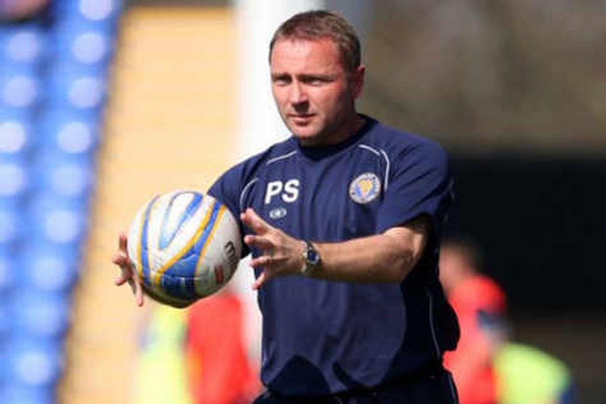 Paul Simpson sacked by Shrewsbury Town