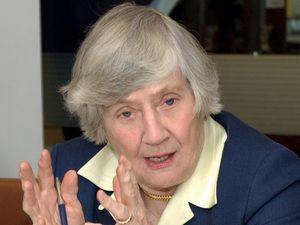 Baroness Shirley Williams.