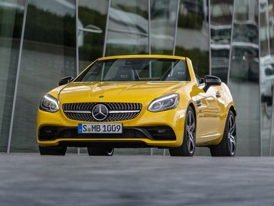 Mercedes-Benz SLC to bow out with Final Edition