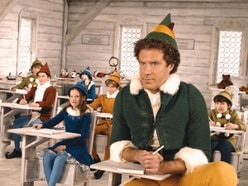 Elf returning to the big screen for Telford charity screening