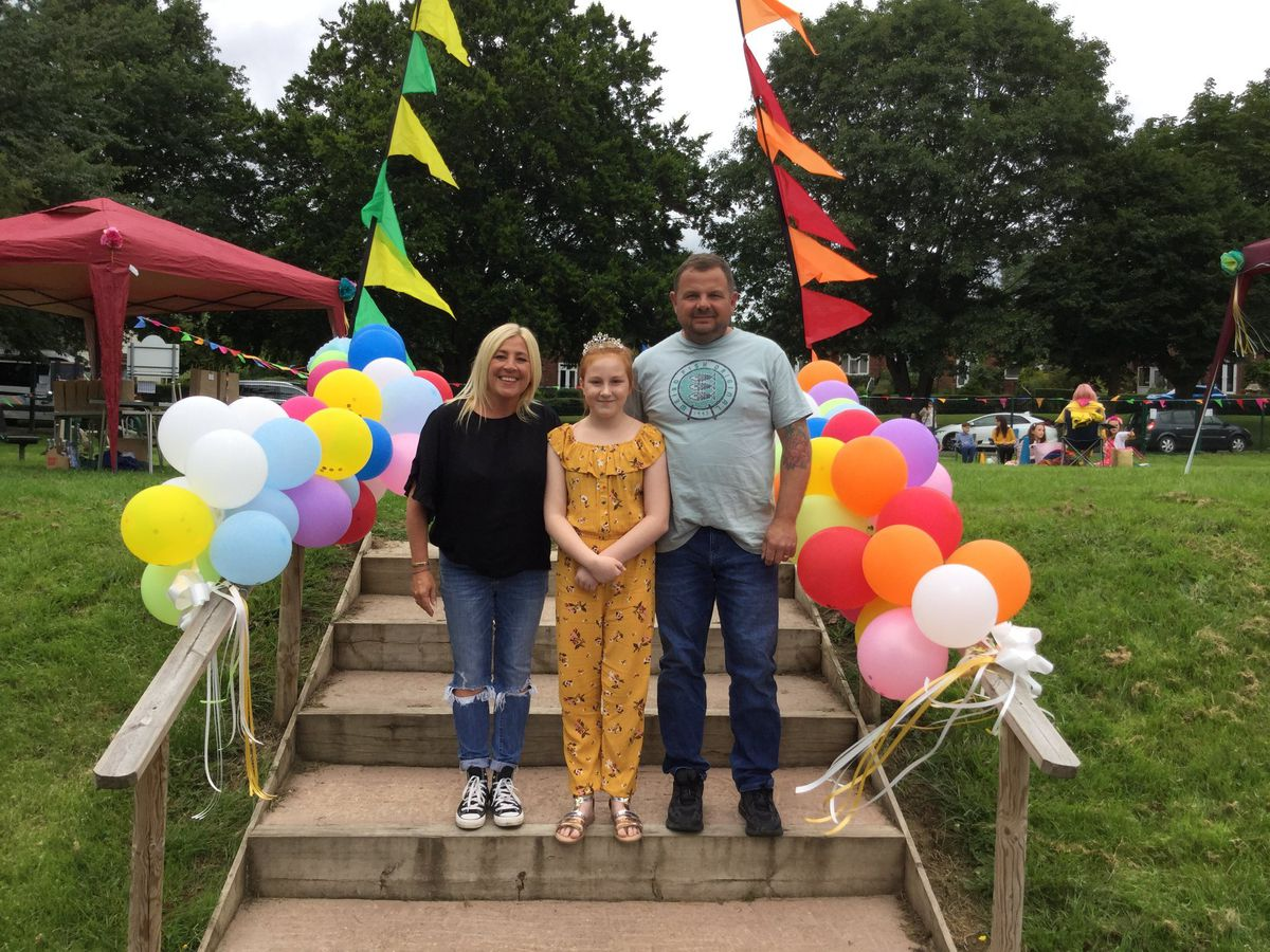 Buildwas Academy's Year 6 Leavers' Festival
