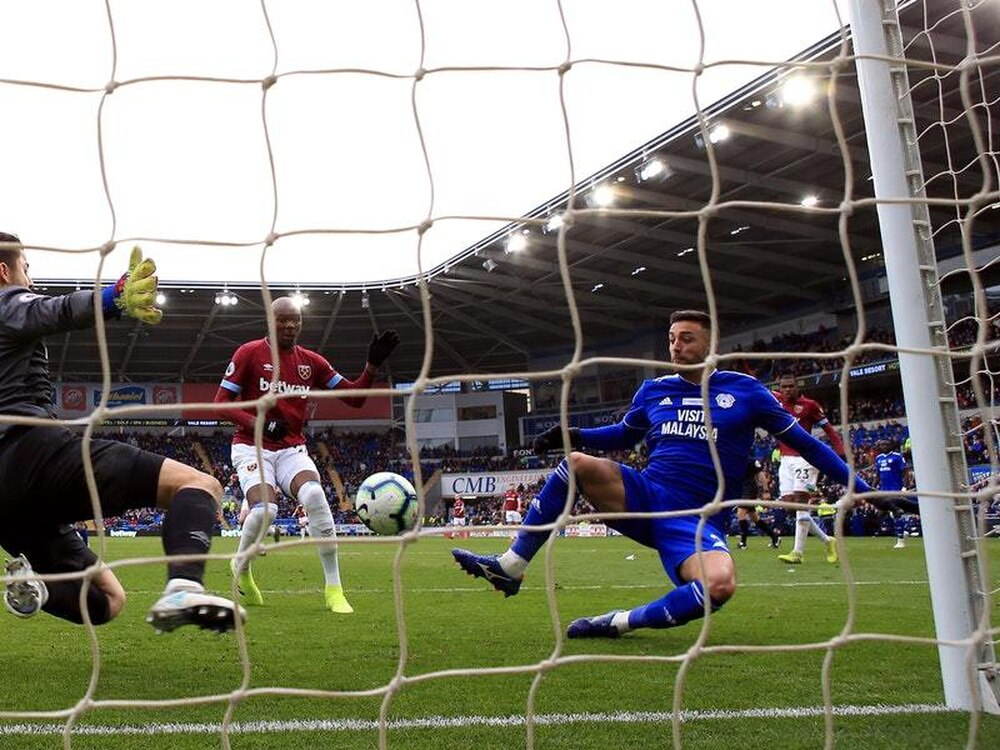 EPL: Cardiff keep up the fight with win over Hammers