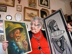 Market Drayton artist hopes to publish poetry