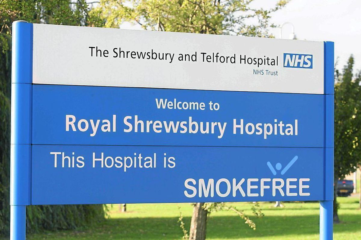 The patient died while in the care of Shrewsbury & Telford Hospital NHS Trust