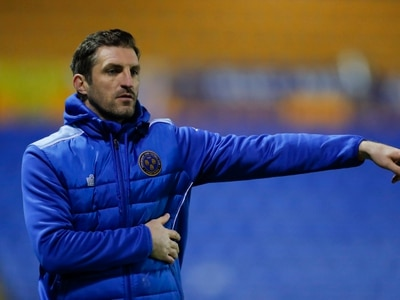 Shrewsbury Town to welcome Manchester City youngsters in EFL Trophy second round