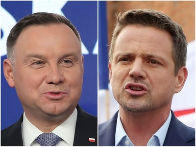 Poland holds momentous presidential election run-off